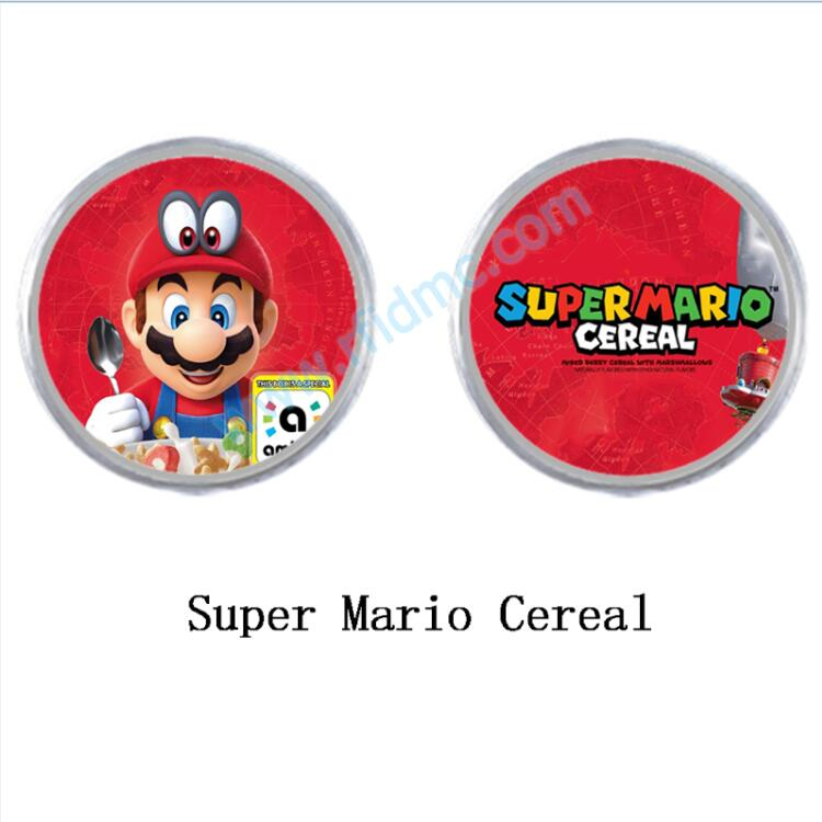 NFC Amiibo Printed NFC Card For Super Mario Cereal Delicious Amiibo