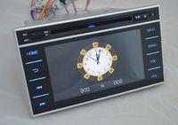 Специальное зеркало ссылка dvd плеер головное устройство для 2016 Toyota Hilux новая модель с Bluetooth GPS камера заднего вида Бесплатная доставка
