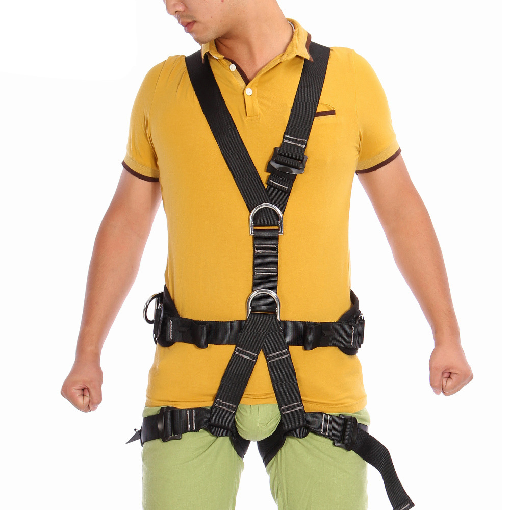Rock Climbing Harnesses 5