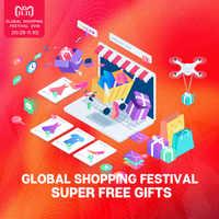 Mundial de 11,11 Festival de compras Super regalos gratis