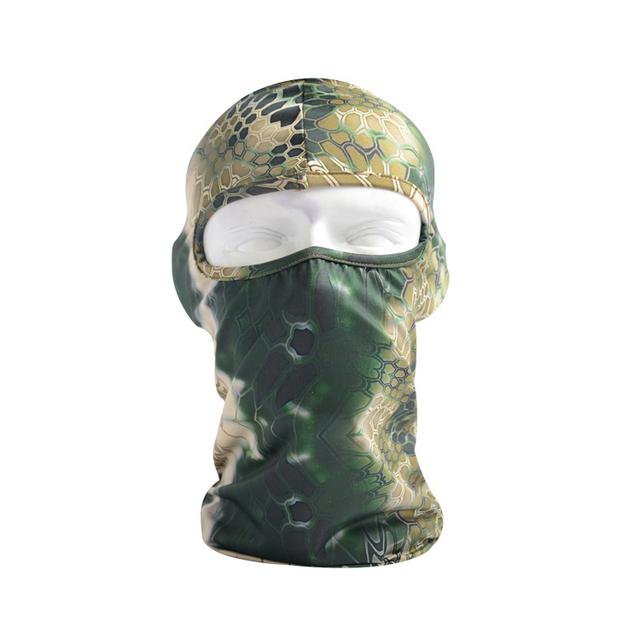 Verano Lycra Balaclava/Tactical sombrerería/Verano capó ligero de secado rápido