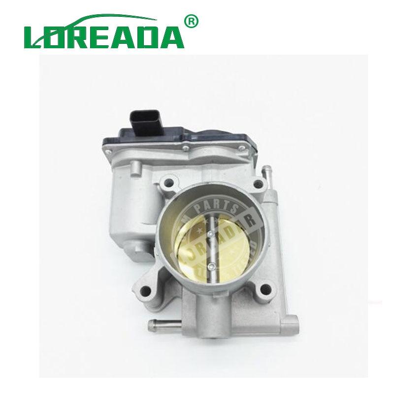 Brand New Throttle body for Fusion,Mercury Milan ,Mercury Zephy 6E5Z9E926BA AA1671001, 292605, TB1040 67-1001 OEM Quality