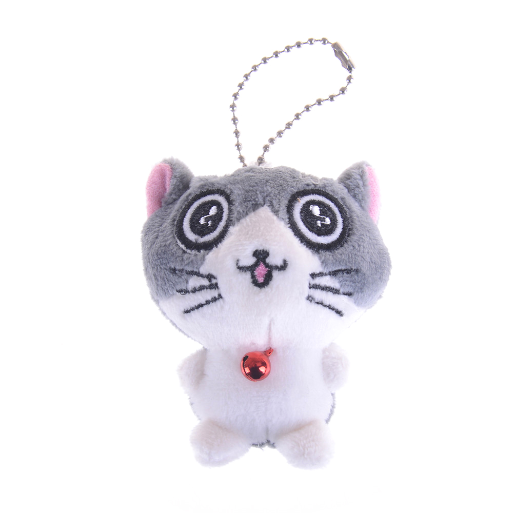 Cat Meow Collection Mini Plush Stuffed Dolls Cute Small Pendant WH Stofftiere