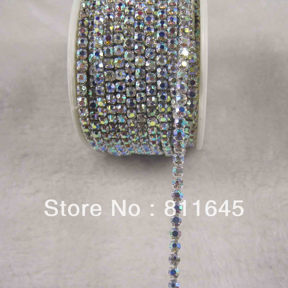 Wholesale Rhinestone cup chain ss12 0b4f73ab4bb5