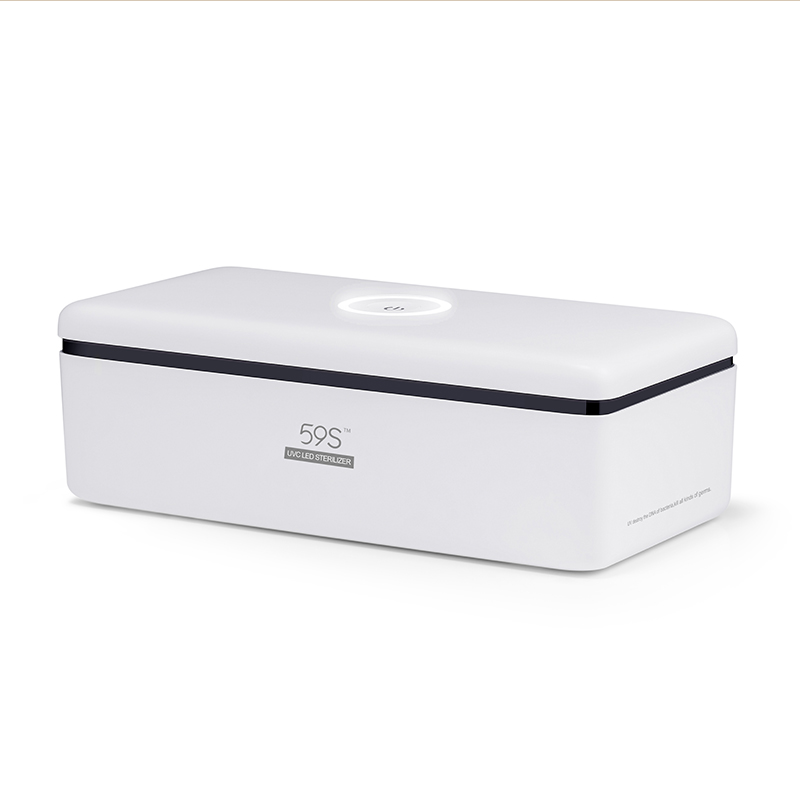 59S UVC S1 S2 Portable UV Sterilizer Box Disinfection Storage Box for Beauty Tools
