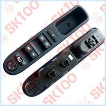 Apeek  wondow switch 2003-2007 year hands folded for Peugeot 307car glass power window switch стоимость