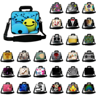 10 12 13 14 15 16 17 Inch Briefcase Laptop Bag Nylon Shoulder Notebook Bags For