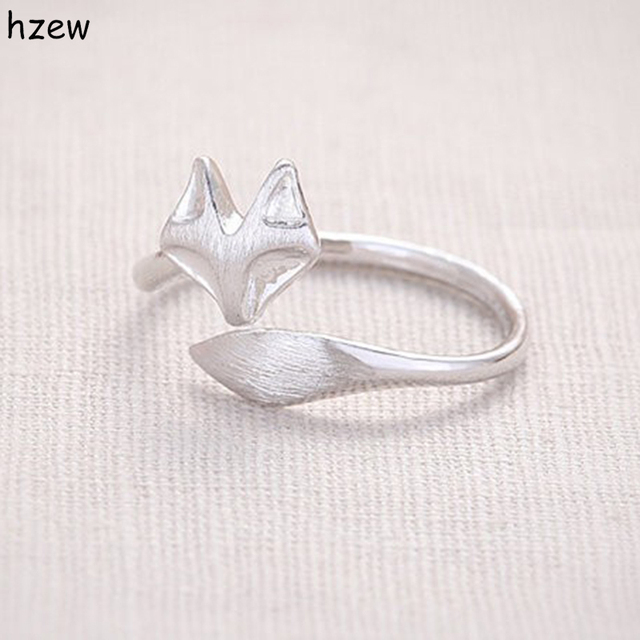 punk zinc style rings summer item fashion retro vintage ring new animal wedding anel for chic brass boho knuckle hippie kitty cat