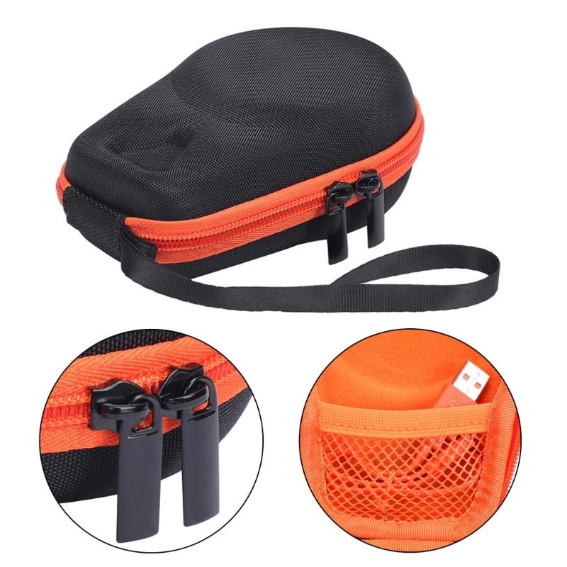 Portable EVA Zipper Hard Case Storage Bag Box For JBL Clip 2 3 Bluetooth Speaker Drop Shipping Support