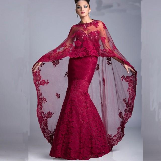 Elegante Casamento Do Laço Bolero Jacket Enrole Bolero Mariage Lace Cape Casamento feito Sob Encomenda