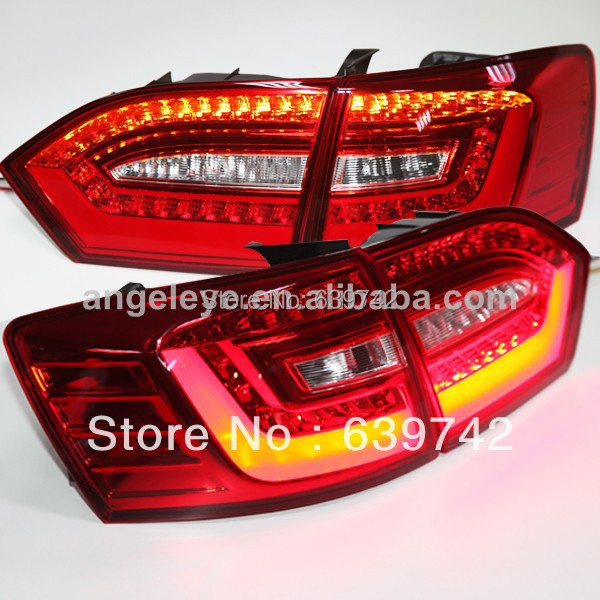 Pro VW Nový JETTA MK6 LED zadní světlo pro zadní světlo - Autosvětla