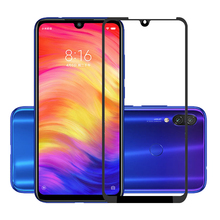 25 Pcs/Lot Full Screen Protector For Xiaomi Redmi Note 7 Pro Scratch Proof Protective Film Tempered Glass For Redmi Note 7 7S