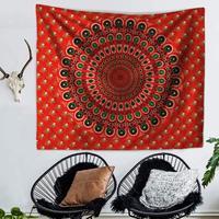 Big Size Indian Mandala Print Tapestry Beach Towel Sofa Sets Tablecloth Bed Sheets Picnic Mats 9 Models Wall Hanging Cloth