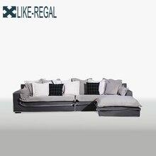 Мебель для гостиной Угловой Тип дома хлопок пуховик диван настраивае