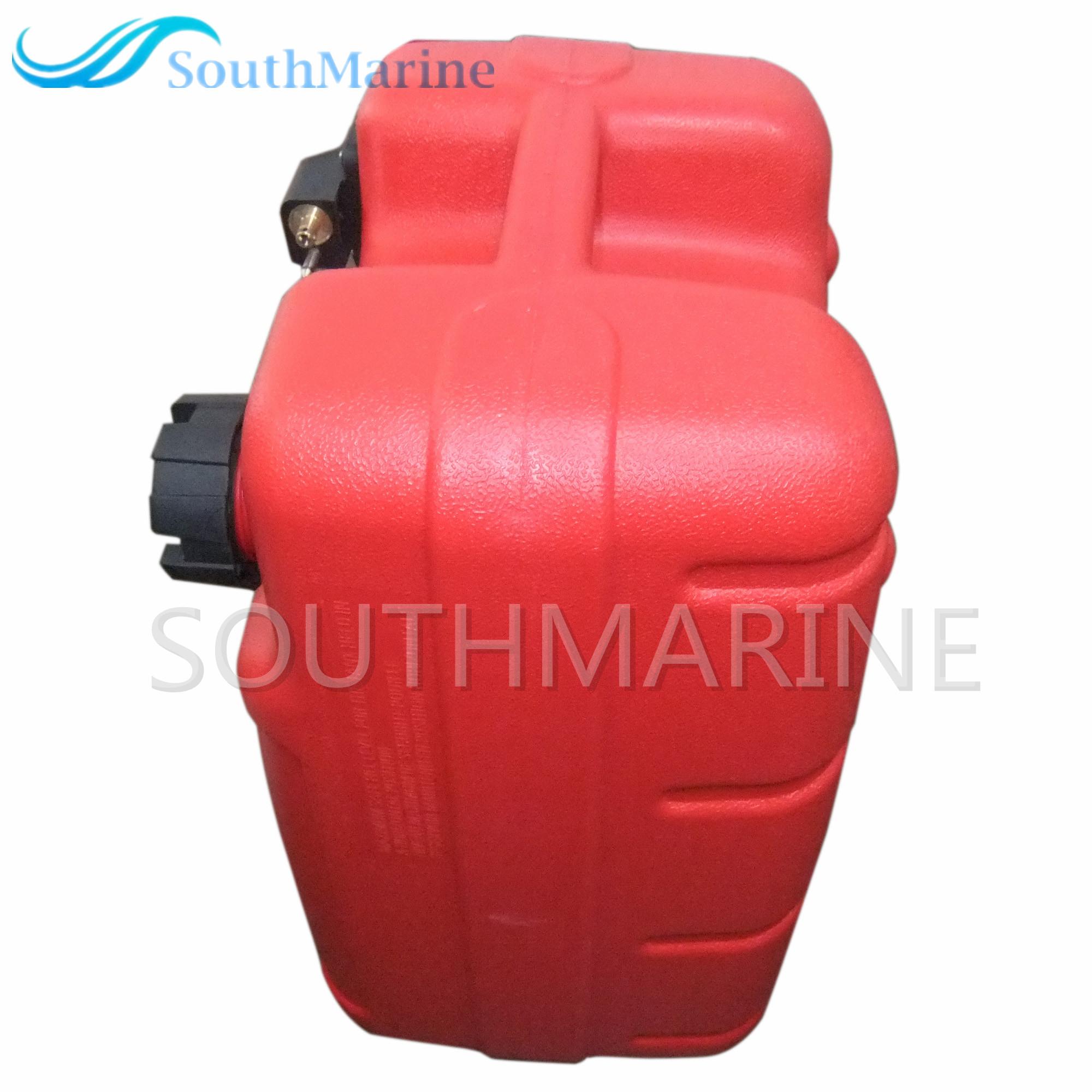 thelastplanet Bid/ón para Combustible para Sea Yum Yamaha Hangkai Fuerabordas Recipientes para Gasolina Bid/ón para Gasolina 12L 24L