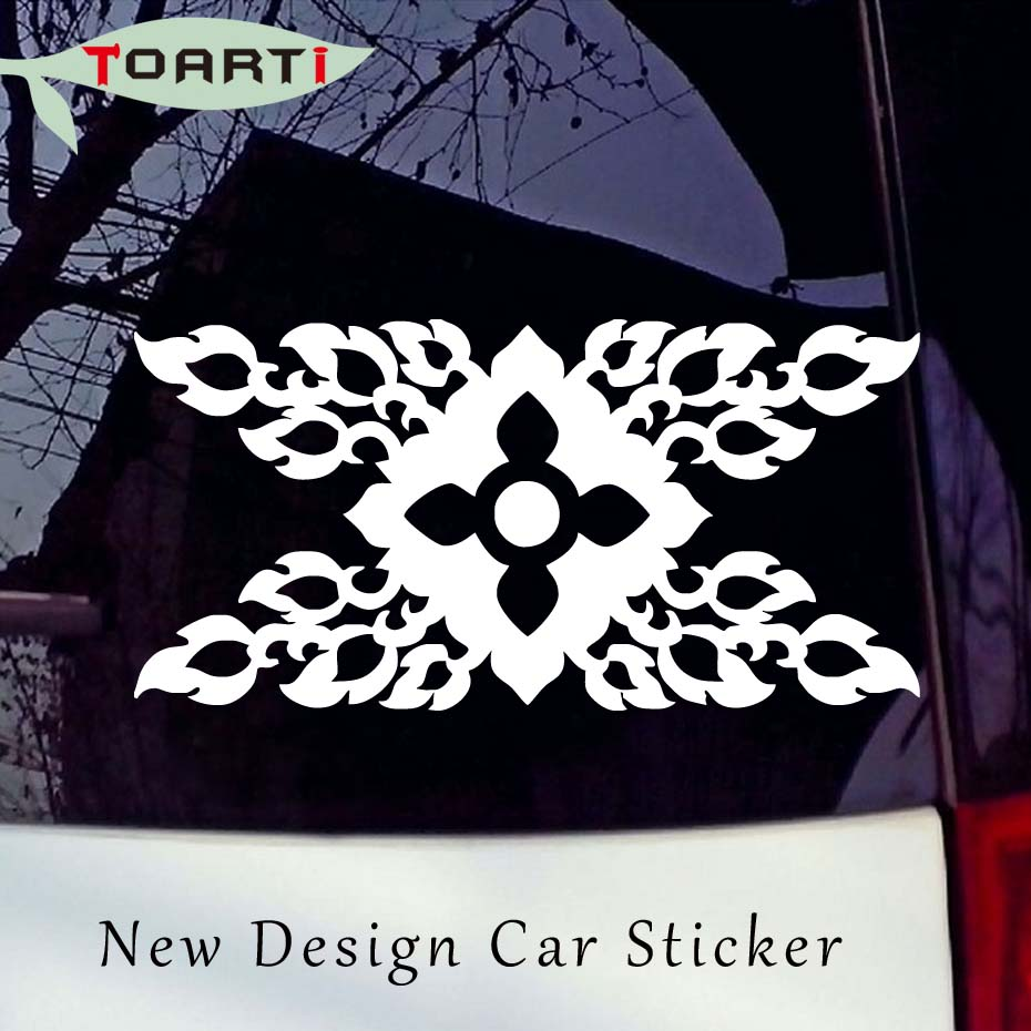 3015cm islamic muslim art car stickers muslim islamic art design truck window removable waterproof auto decals car styling