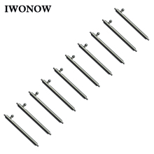 1.8mm Stainless Steel Quick Release Pin 12mm 14mm 16mm 17mm 18mm 19mm 20mm 21mm 22mm 23mm 24mm Switch Spring Bar for Watch Band