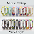 Replace mi band 2 strap colored speical  Strap for Xiaomi Mi Band 2  MiBand 2 Wristbands for Mi Band 2 for miband bracelet