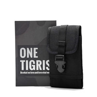 OneTigris MOLLE Tactical Waist Bag Pack Cellphone Smartphone Pouch For IPhone6 IPhone6s Galaxy Note 4 Blackberry