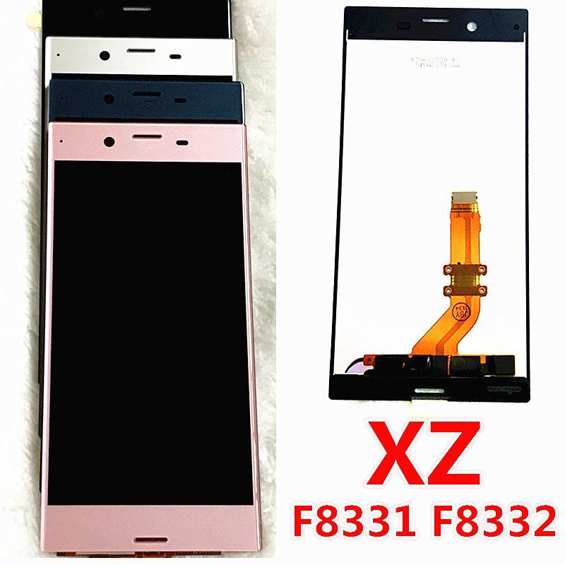 Original 5.2 pouces LCD pour SONY Xperia XZ affichage F8331 F8332 écran tactile numériseur pièces de rechange pour SONY Xperia XZ affichage