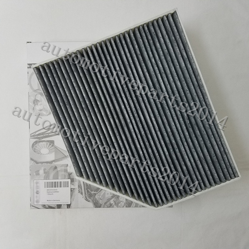 New Genuine Carbon <font><b>Cabin</b></font> <font><b>Air</b></font> <font><b>Filter</b></font> For Audi A4 A4 A5 A5 Quattro Q5 2.0L