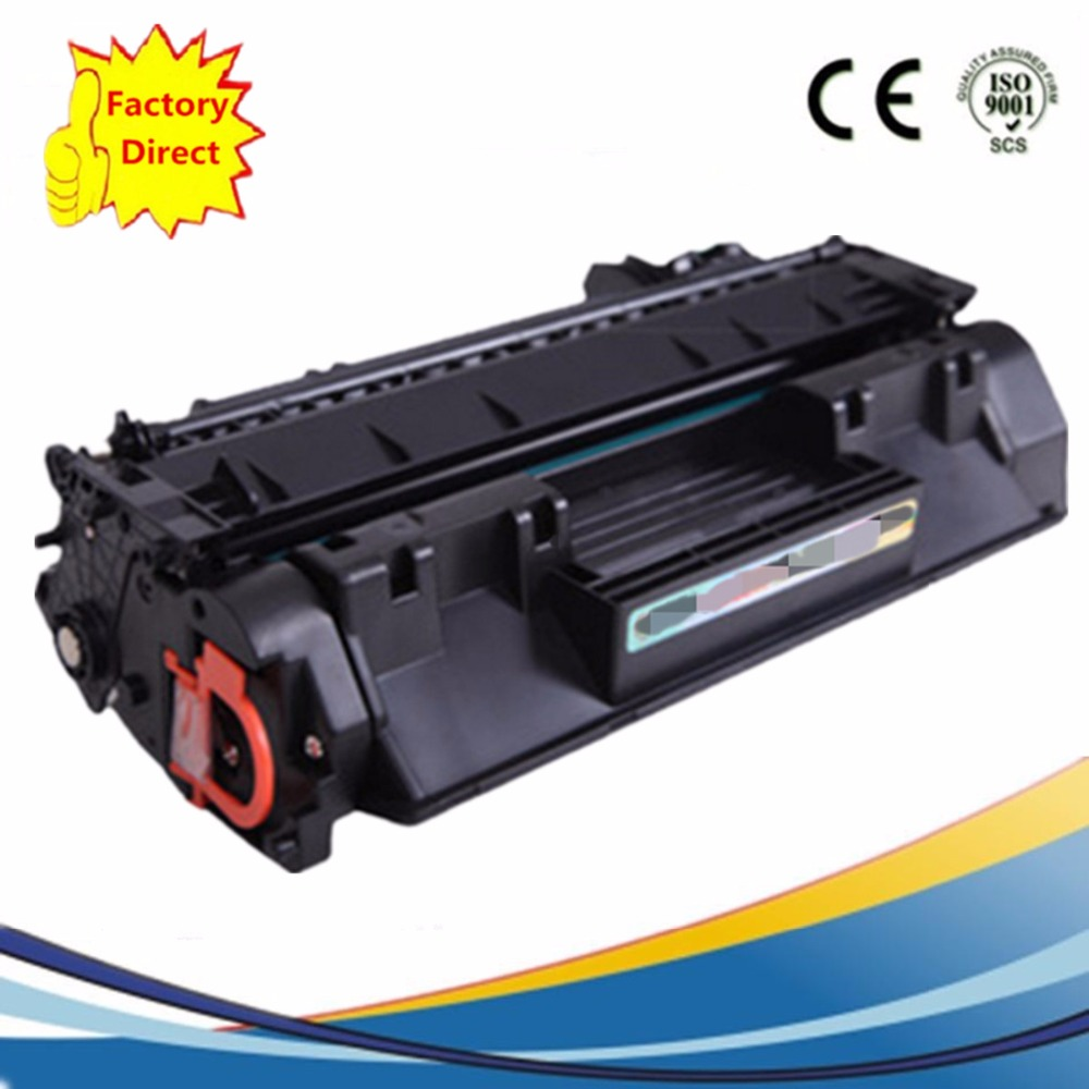 Q7553A 7553A 7553 53A Toner Cartridge Replacement For HP LaserJet P2014 P2015 M2727nfMFP For Canon LBP 3310 3370 M2727mfs MFP