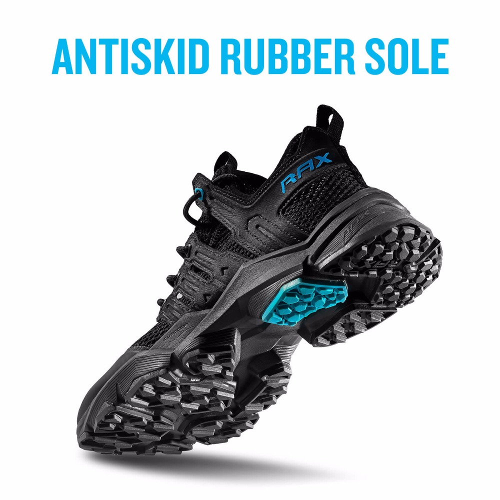 Rax Outdoor Hiking Shoes Men Sports Shoes Breathable Sneakers Women Climbing Mountain Shoes Men Zapatos De