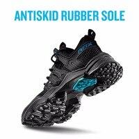 Rax Zapatos De senderismo al aire libre hombres Zapatos deportivos zapatillas transpirable De deporte De las mujeres calzado De montaña para escalada hombres Zapatos De Hombre|rax outdoor|hiking shoes|outdoor hiking shoes men -