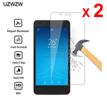 2pcs For Xiaomi Redmi 2 Redmi2 Premium 2.5D 0.26mm Tempered Glass Screen