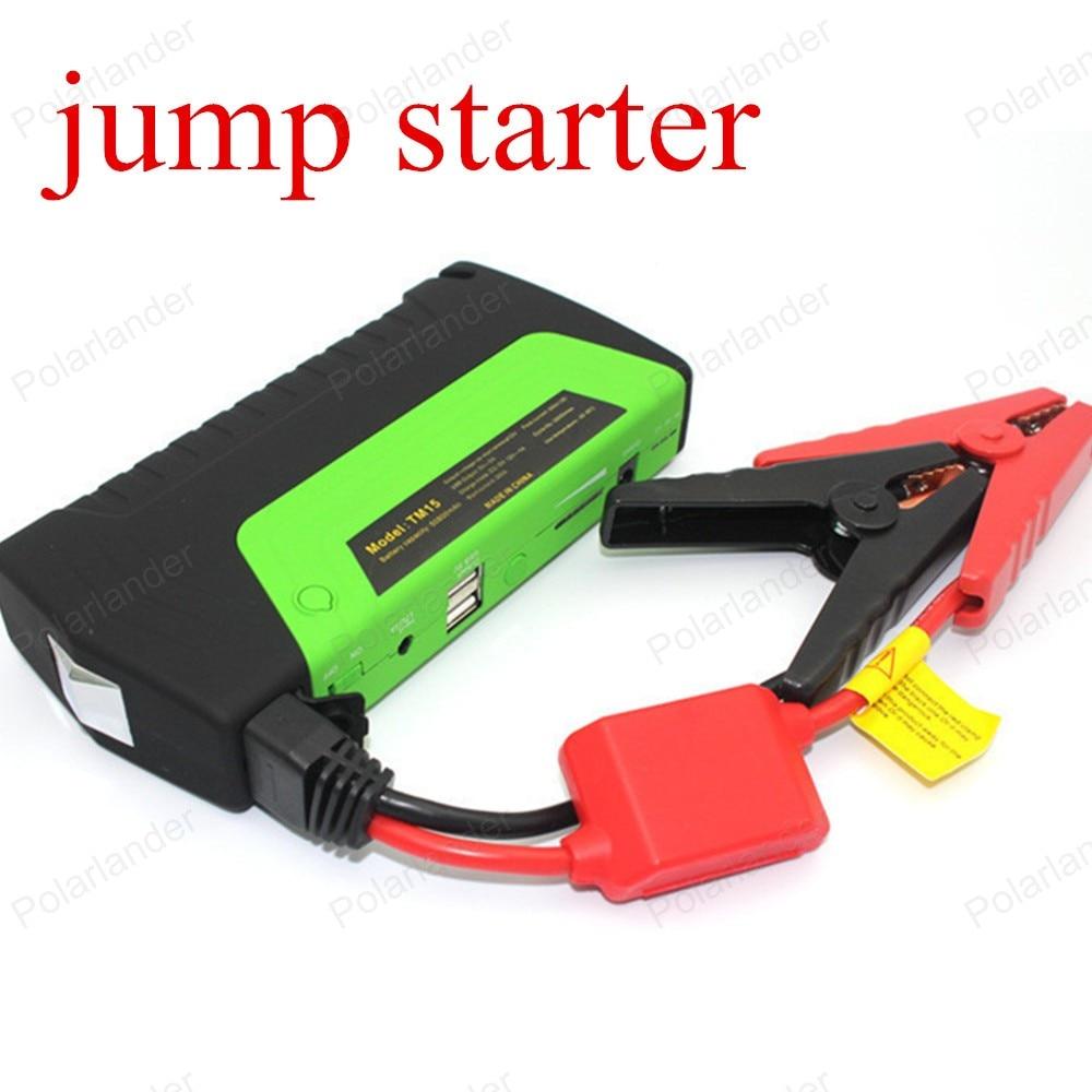 start booster mini portable car jump starter 12v car. Black Bedroom Furniture Sets. Home Design Ideas