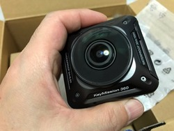 Nowa kamera Nikon KeyMission 360 4K