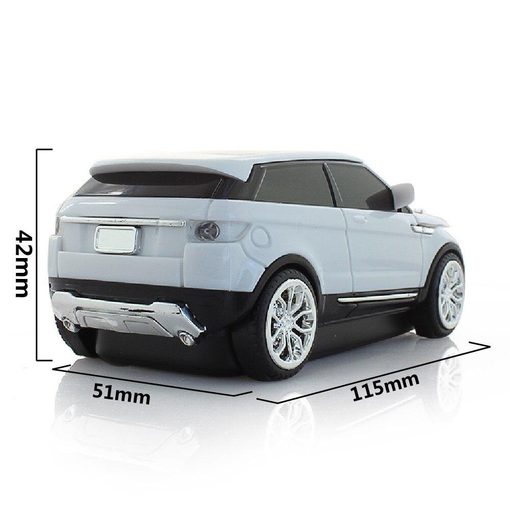 Անլար մուկ Վերջին SUV Fashion Super Sport Car Mouse - Համակարգչային արտաքին սարքեր - Լուսանկար 6