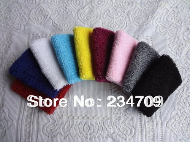 Free shipping,wrist sweatbands,cotton wrist support  Basketball/badmintontable tennis/badminton/wrist support bands,1 pcs/lot