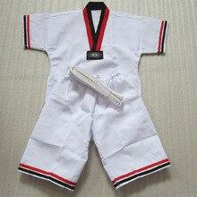 Summer Short Sleeve and Short Pant Tae kwon do Uniform Dobok Breathable Karate Taekwondo Clothes Taekwondo
