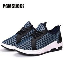 2017 Men Running Shoes Sport Mesh Jogging Shoes For Men Summer/Autumn Sneakers Mens Athletic Trainers Male Non-slip Shoes