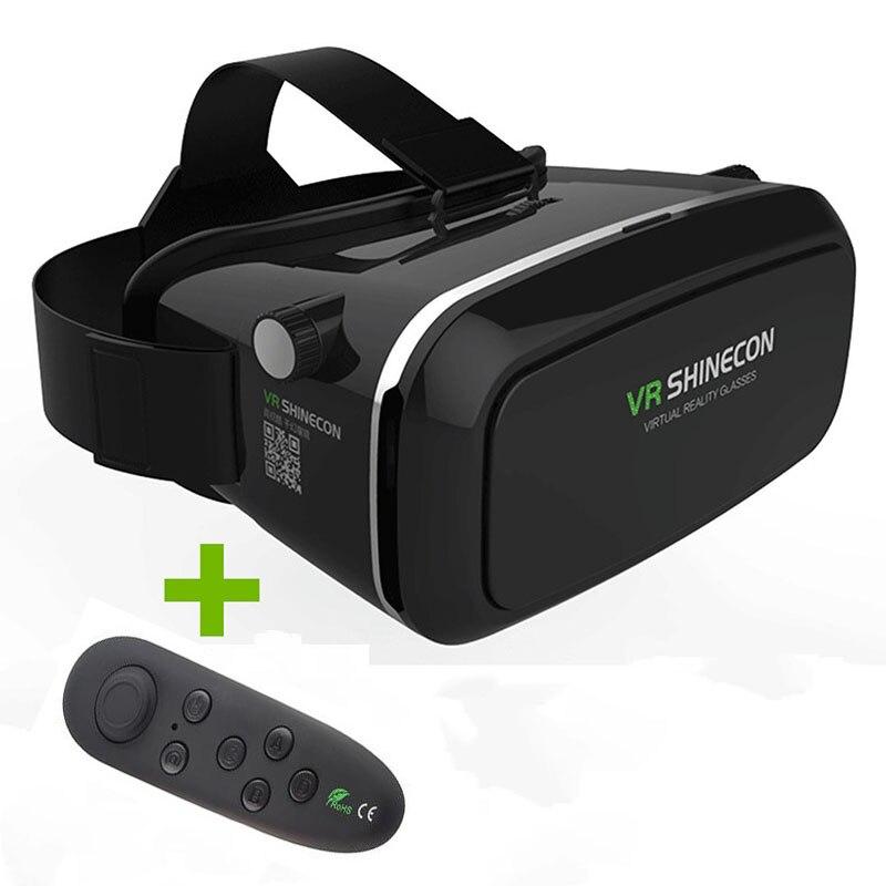 3D Eyeglasses VR Virtual Reality Glasses Headset Gafas Virtual Visor VR Case for Watch Video Game Movie Viwer Immersive Eyewear