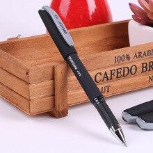 Deli 0.5mm Qality Black Gel Ink Pen Stationery Korean School Office Writing