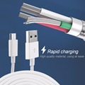 1/2/3M Super Long 5C 2A Micro USB Data Cable Portable Size Mobile Phone Fast Charging Cable Data Charging Cable for Android