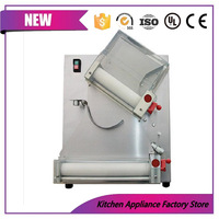 Free shipping electric stand industrial pizza dough sheeter/dough kneading for pizza shop