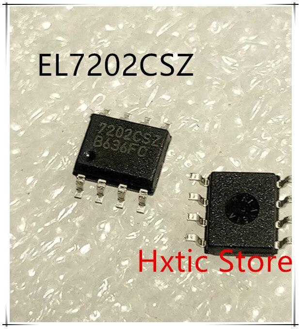 NEW 10PCS/LOT EL7202CSZ EL7202CS EL7202C EL7202 7202CSZ SOP-8