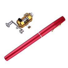 Portable Aluminum Fishing Rod