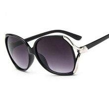 New Hollow out Sunglasses Women Brand Designer Fashion Gradient lens Sun Glasses Vintage Oculos De Sol Feminino UV400