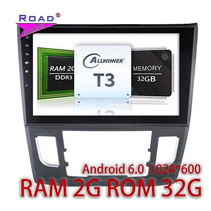 Wanusual 2 г + 32 ГБ Android 6.0 10.1 дюйма Автомобильные ПК головное устройство плеер для Honda Crider 2016 стерео GPS navi два DIN мультимедиа авто mp3