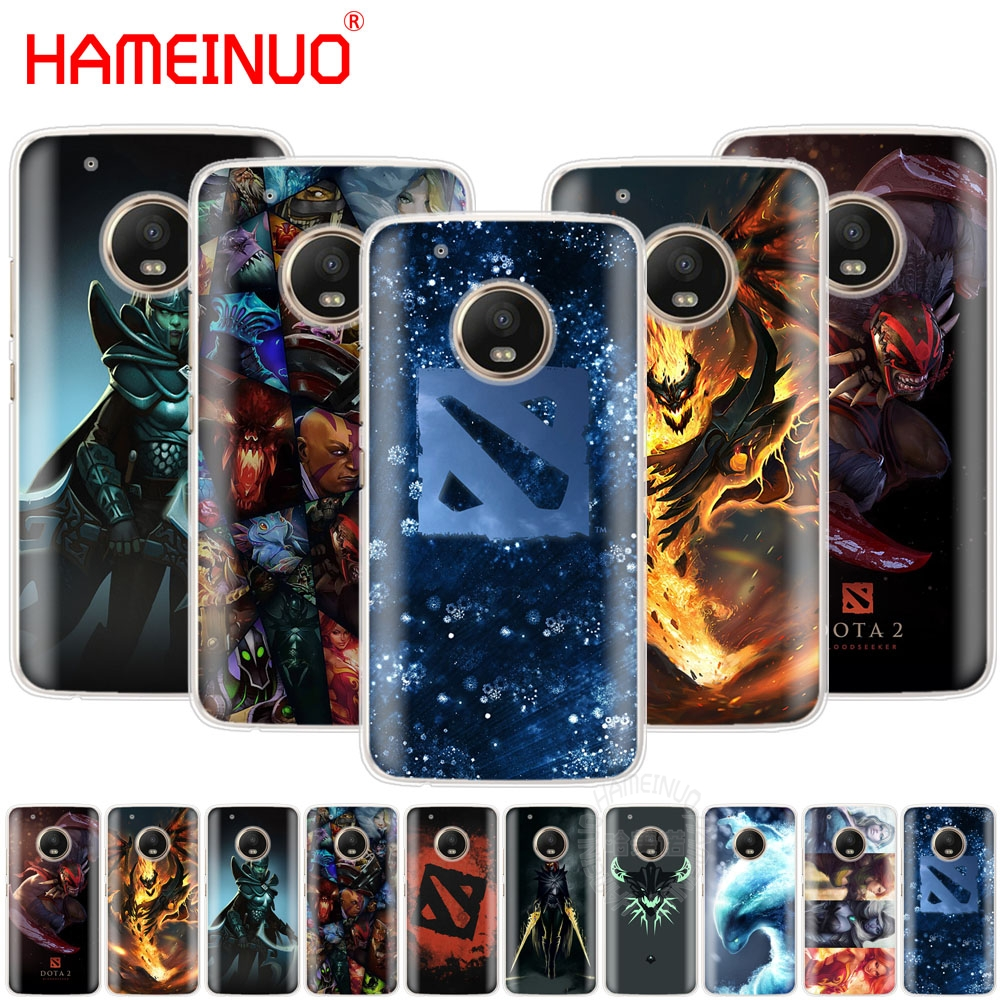 HAMEINUO Shadow Fiend Dota 2 case phone cover For Motorola ...