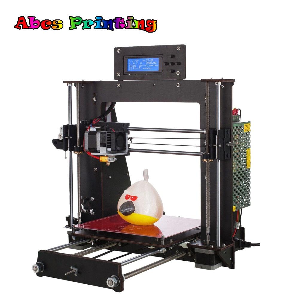 3D Printer I3 DIY 3D Printing Machine With Software