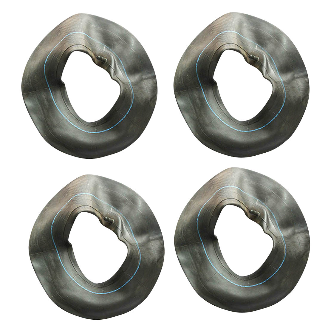 4PCS 4.00/5.00-7 Tire Inner Tube Rubber Valve 7 For ATV QUAD GO KART