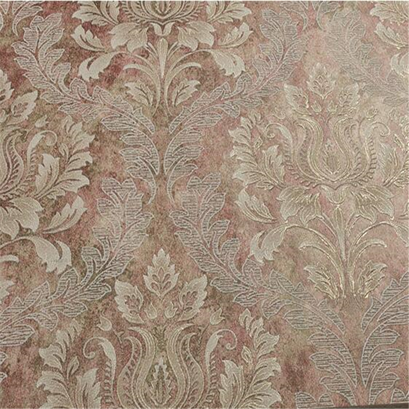 beibehang European high-grade stereoscopic 3D embossed non-woven wallpaper papel de parede living room TV backdrop wallpaper pastoral large flower wallpapers 3d stereoscopic non woven embossed wallpaper for living room bedroom home decor papel de parede