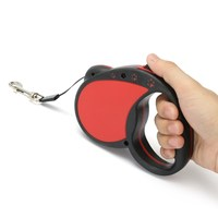 Pet Dogs 5M Retractable Lead Tape Training Rope Leash Max 30kg Puppy Dogs Walking Leash Leads