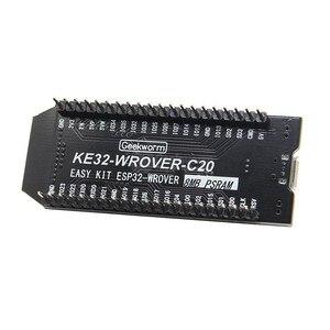 Image 2 - Carte de développement ESP32 WROVER avec 8 mo PSRAM WiFi + Bluetooth faible consommation dénergie double cœurs ESP32
