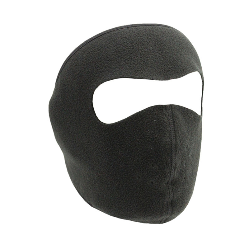Kongyide Black Neck Warm Thermal Balaclava Hood Outdoor Ski Winter Windproof Mask Hat Neck Warmer Scarf #30 Electric Vehicle Parts Atv,rv,boat & Other Vehicle